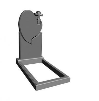 Памятник резной 6